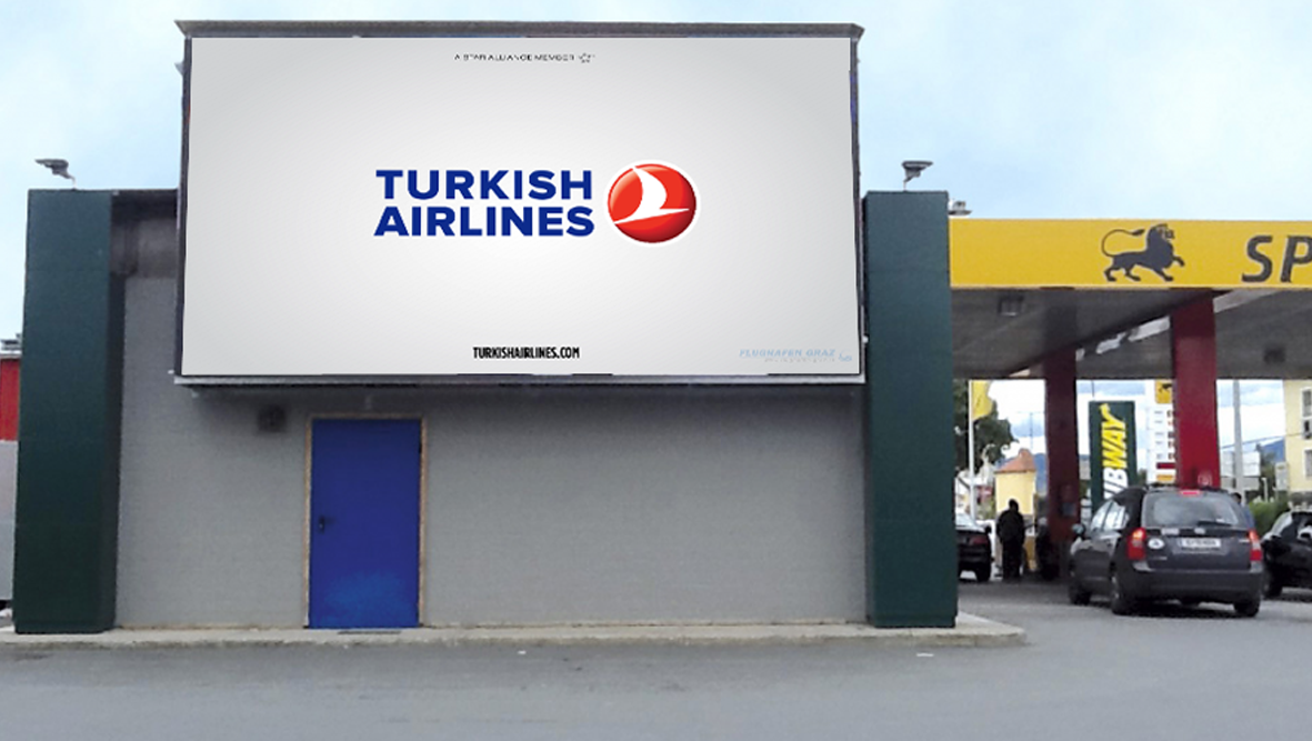 OOHA - Out of home advertisement